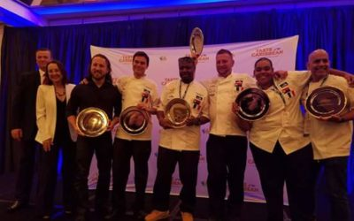 The Award Winning SHTA St. Maarten Culinary Team is set to compete in 2017 Taste of the Caribbean with support from St. Maarten Tourism Bureau.