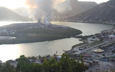 SHTA Urges the Use of Sprinkler Systems on the Dump