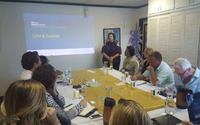 SHTA/Expedia/STB Team up again to promote Sint Maarten