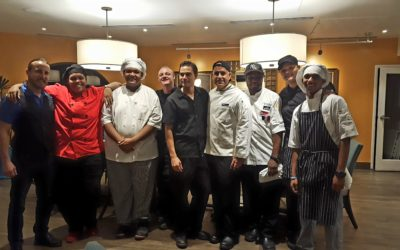 National Culinary Team Convenes at Holland House for Extra Fundraiser