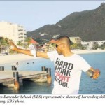 St. Maarten in programme of European Bartender School