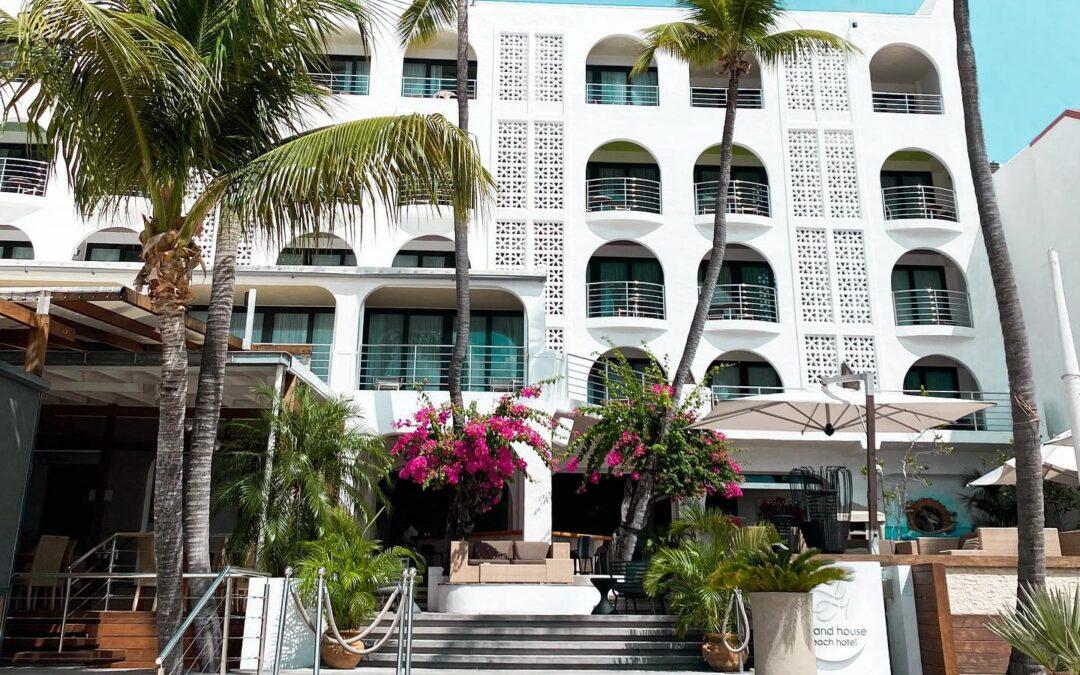 Holland House Beach Hotel Wines Prestigious TripAdvisor Travelers' Choice Award 2021