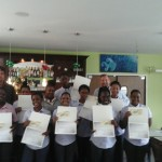 SHTA and Prime supermarkets  honor Sundial Pupils for work at Crystal Pineapple Awards
