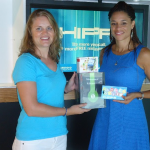 Local community supports Pink Sunset Sail organized by Aqua Mania Adventures