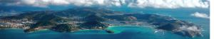 SHTA presents Crystal PIneapple Awards Theme of Branding Sint Maarten