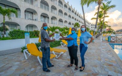 Belair Beach Hotel Receives SafeSeal Recognition