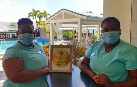 Royal Palm Beach Resort Obtains Gold SafeSeal Emblem