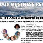 SHTA, UTS-TDC, and USM Organize Hurricane & Disaster Preparedness Seminar