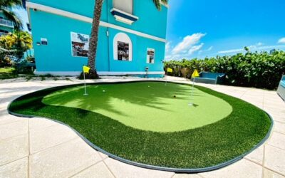 The Grass Is Greener At Oyster Bay Beach Resort