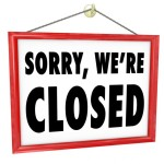 Businesses advised to close due to inclement weather
