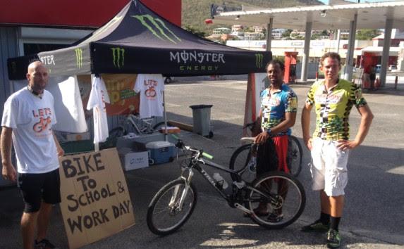 Bike-to-Work & School-Day