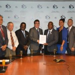 WINAIR signs Ground Handling Concession with SXM Airport